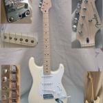 Fender Stratocaster, Eric Clapton Model