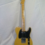 Fender Telecaster, Anniversary Edition