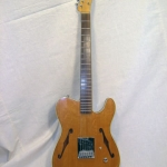 Fender Telecaster, Hollowbody