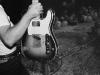 Guitar, Long Island, 1982