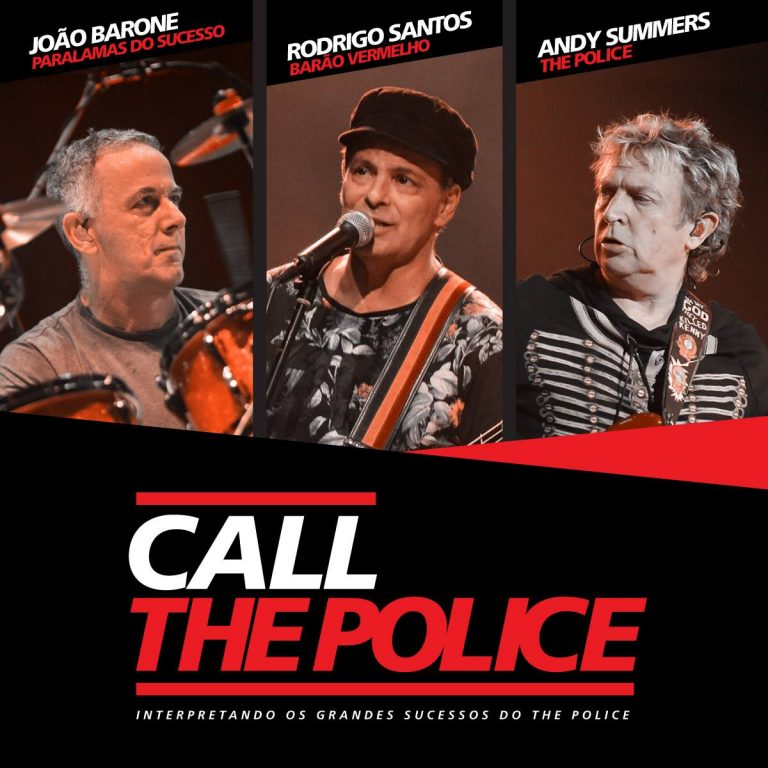 Andy Summers with Call the Police